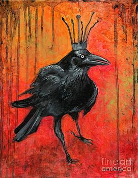 Darlington The Raven King by Dori Hartley