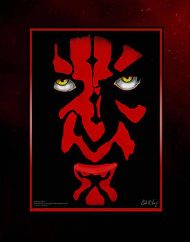 Darth Maul by Dale Loos Jr