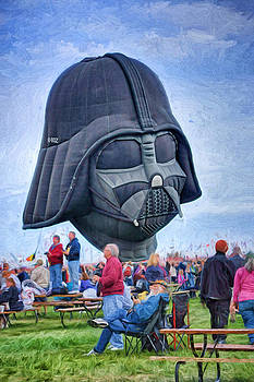 Nikolyn McDonald - Darth Vader - Hot Air Balloon