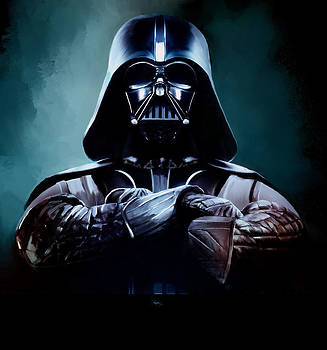 Darth Vader by Michael Greenaway