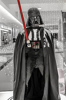 Darth Vader. by Slavica Koceva