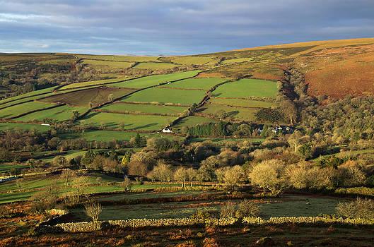 Dartmoor from Bonehill by Pete Hemington