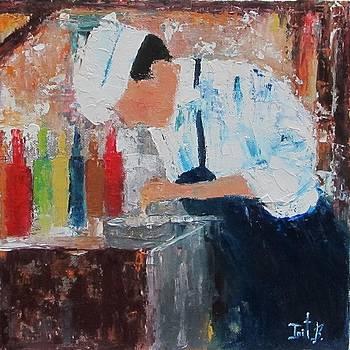 Dash Of Salt by Irit Bourla