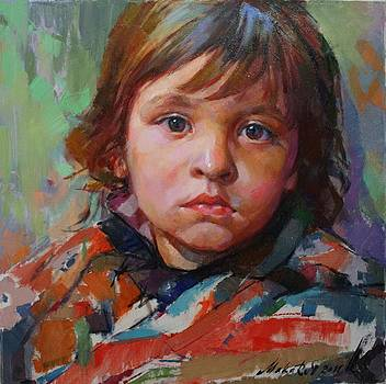 Dasha by Vadim Makarov