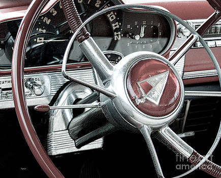 Dashboard from 54 by Steven Digman