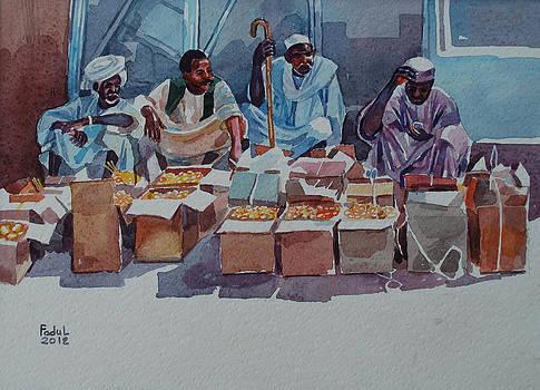 dates Seller by Mohamed Fadul