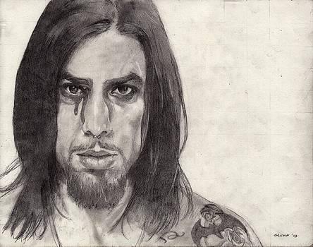 Dave Navarro by Glenn Daniels
