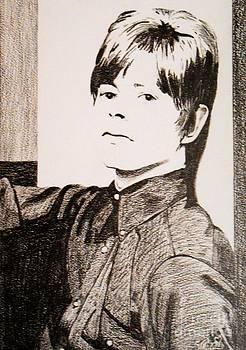 David Bowie by Bonnie Cushman