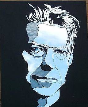 David Bowie present tense by Tom Runkle
