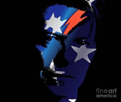 David Bowie - Stars N' Stripes by Doc Braham