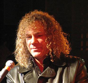 David Bryan of Bon Jovi by Melinda Saminski