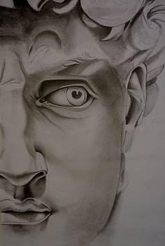 David Face by A Hwais