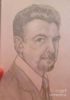 David Rossi by Verity Grayson