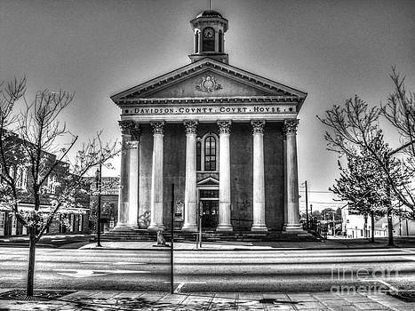 Jaclyn Hughes Fine Art - Davidson County Courthouse