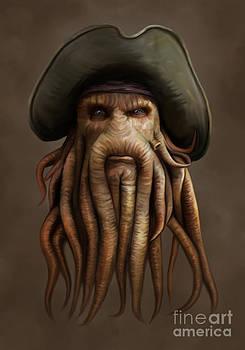 Davy Jones by Ivan  Pawluk