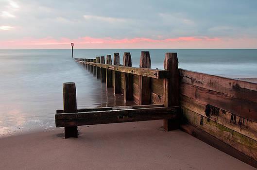 Dawlish Warren at Dawn by Pete Hemington