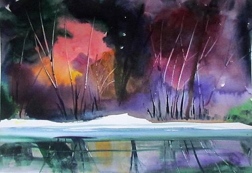 Susan Duxter - Dawn at the River