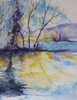 Dawn by Melanie Stanton