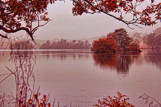 Dawn Mists Rydal by Graham Hawcroft pixsellpix