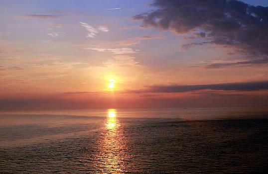 Dawning Sunrise by Deborah  Crew-Johnson
