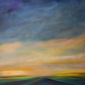 Dawn's Gentle Light by Sharon Ford