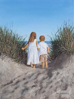 Day at the Beach 2 by Joe Mckinney