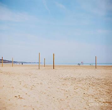 Day At The Beach I by Mary  Smyth