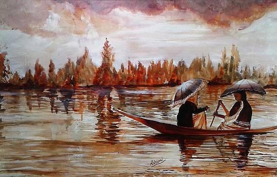 Day chores by Ashwini Tatkar