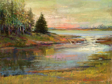 Day Ending by Beverly Amundson
