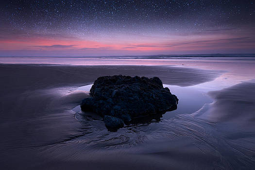 Day fades to Night by Andrew Kumler