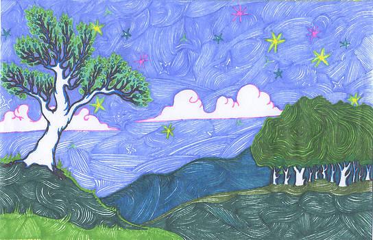 Day Stars by James Davidson