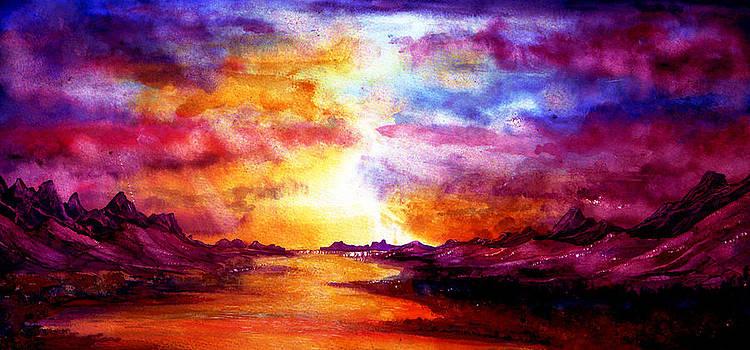 Daybreak by Ann Marie Bone