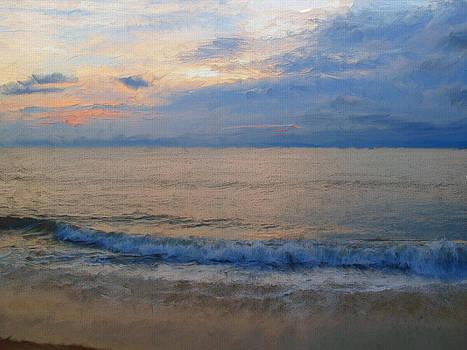 Daybreak at Nags Head by Forest Stiltner