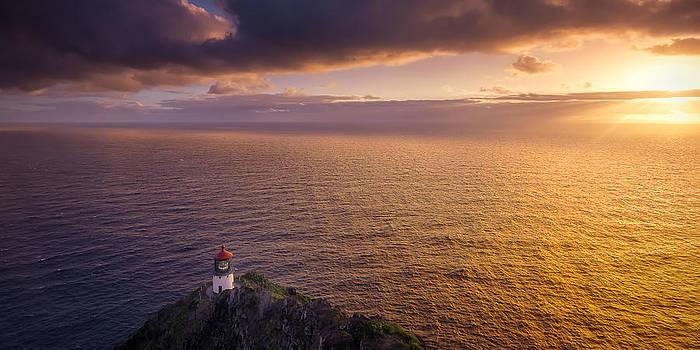 Daybreak by Hawaii  Fine Art Photography