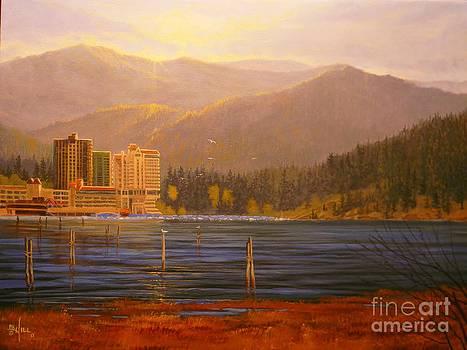 Daybreak by Paul K Hill