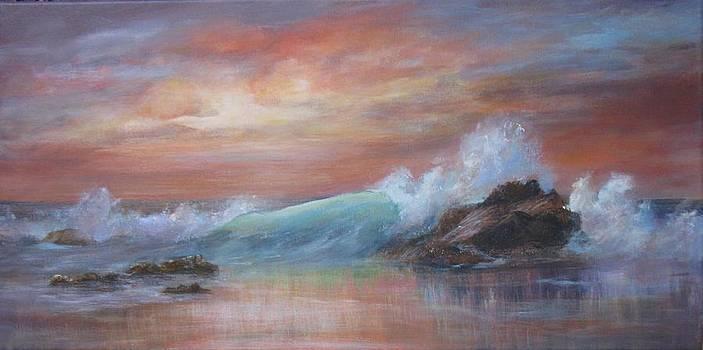 Daybreak by Rita Palm