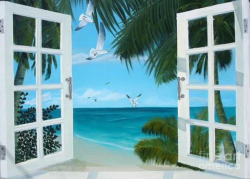 Daydreaming by Darlene Green