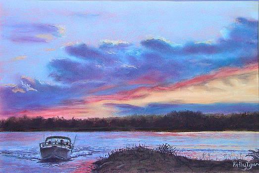 Days End by Kathy Dolan