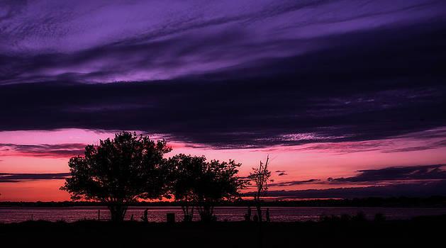 Days End by Linda Karlin