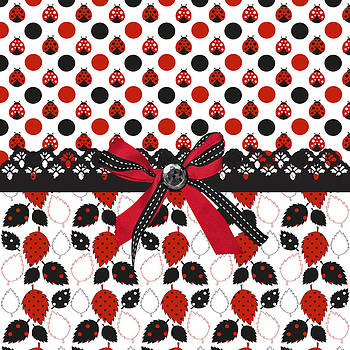 Debra  Miller - Dazzling Ladybugs