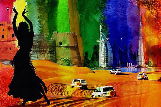 Corporate Art Task Force - DbX - Colors