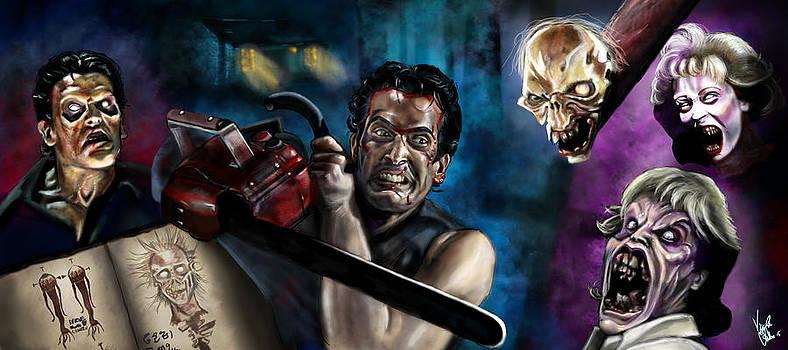 Dead By Dawn by Vinny John Usuriello