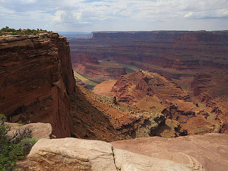 Dead Horse Point East by Douglas Martin