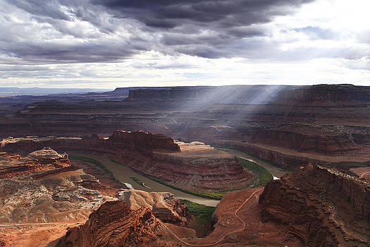 Wes and Dotty Weber - Dead Horse Point Sunbreak