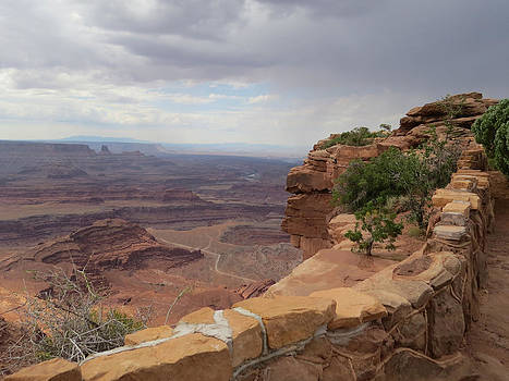 Dead Horse Point West by Douglas Martin