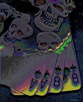Dead Man's Hand by Rebecca Flaig