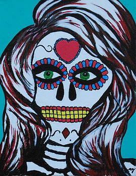 Dead Woman Wants to Talk by Regina  Vasquez
