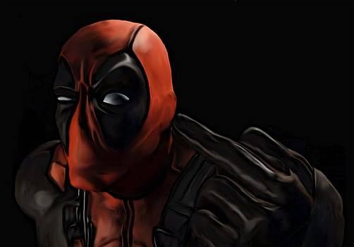 Deadpool by Jeff DOttavio