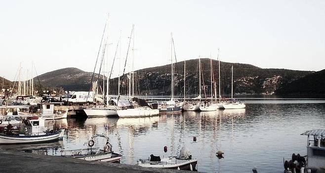 Ioanna Papanikolaou - deaf harbor
