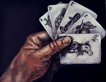 Dealt Hand Of Life by Ka-Son Reeves